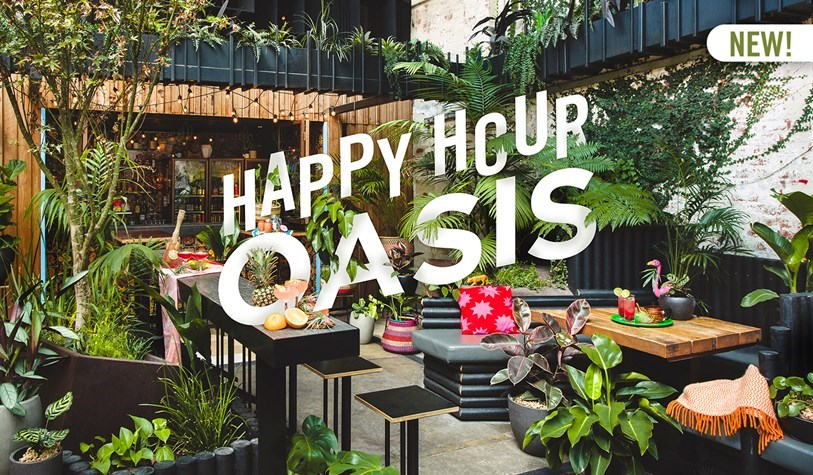 Happy Hour Oasis